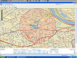 Usps Eddm Map USPS builds direct mail volumes among small businesses   Post&Parcel Usps Eddm Map