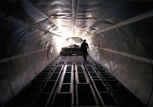 IATA reports drop in air cargo demand