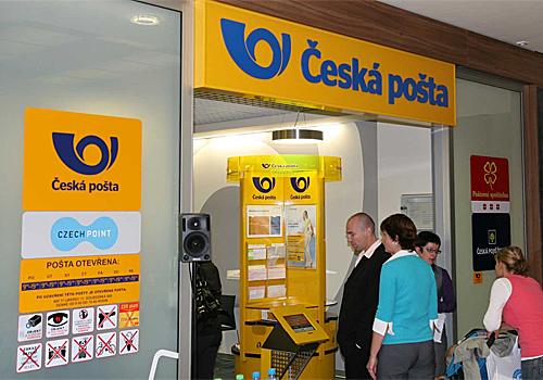 Czech Post sees drop in profits