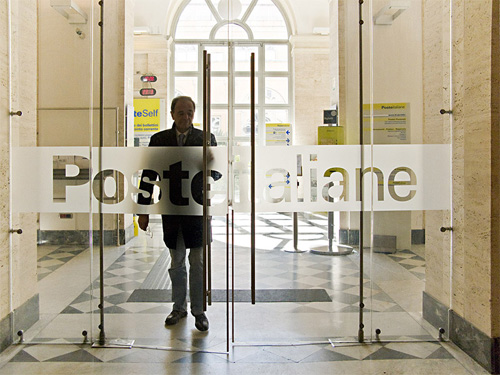 Poste Italiane calls for review of universal service funding
