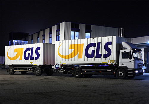 GLS Germany certified for transporting medical products