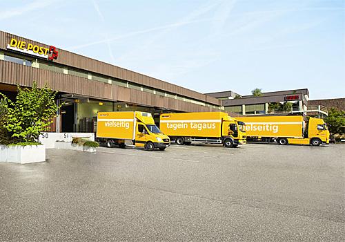 Swiss Post profits slip slightly in first half on mail volume decline