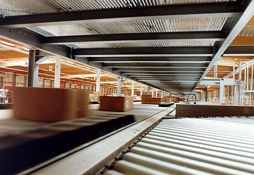 trans-o-flex provides logistics for major German retailer's move online