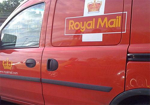 Royal Mail joins UK's Logistics Carbon Reduction Scheme
