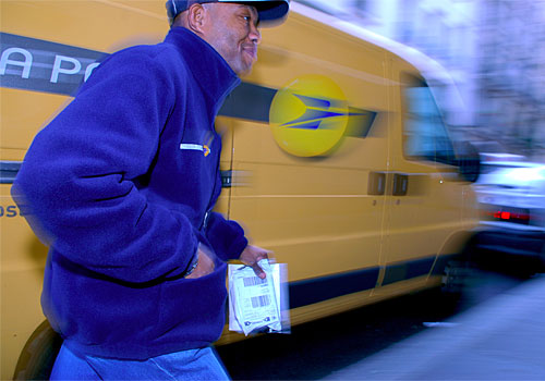 La Poste increasing rates for 2018