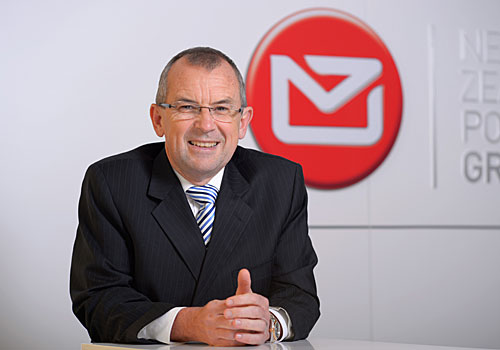 Brian Roche to leave New Zealand Post next year