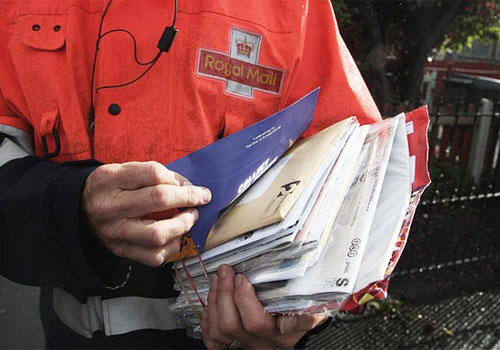 Royal Mail has target price cut by Deutsche Bank