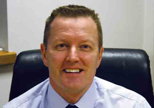 UK Mail's operations director Carl Moore leaves the business