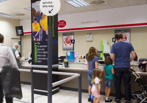 Post Office Ltd cost-cutting helps profits, but not sales