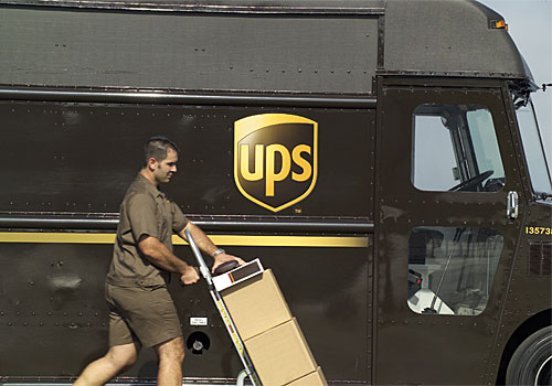 "UPS gearing up for ""Returns Week"" in United States"