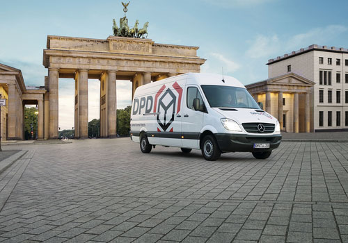 "DPD Germany bid to double market share by ""making the parcel digital"""