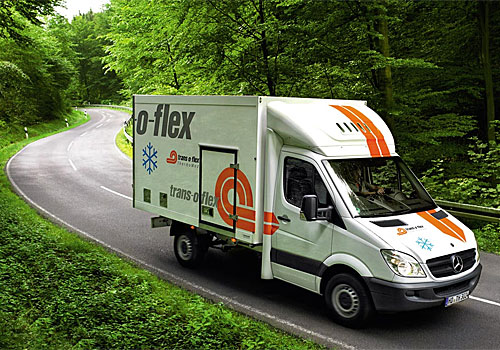 trans-o-flex launches temperature-controlled network in Germany