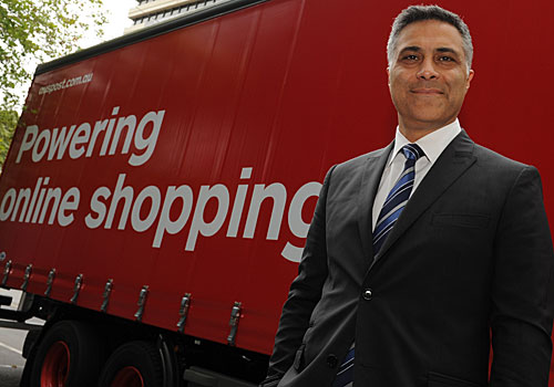 Australia Post CEO Fahour to join Aramex board