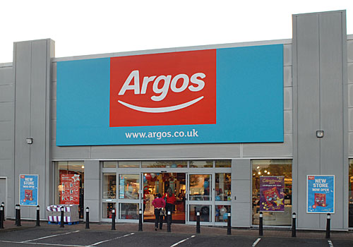 Argos using Microlise for real-time delivery information