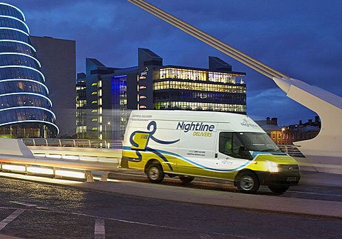 THG hires Nightline to spearhead quicker service for Irish customers