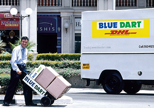 Blue Dart to expand reach to every corner of India
