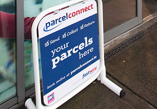 "Parcel Connect reports ""steady growth"" for 2015"