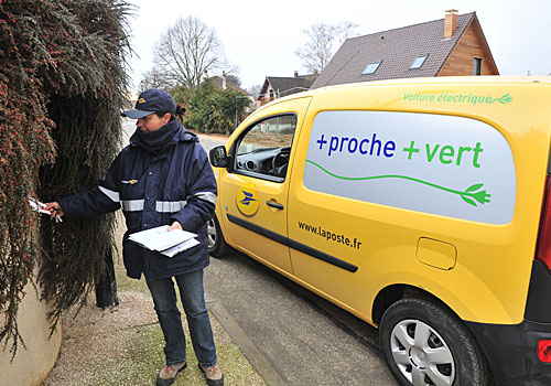 La Poste to invest €8bn in business growth and acquisitions up to 2020