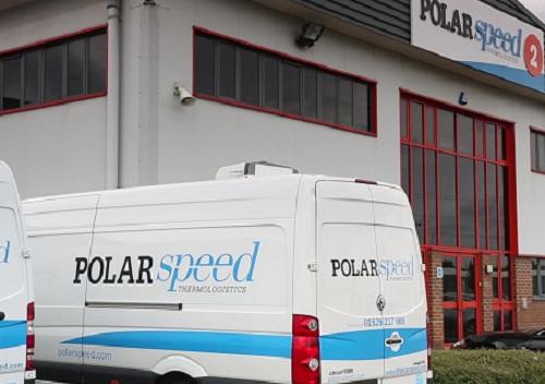 UPS aquires Polar Speed