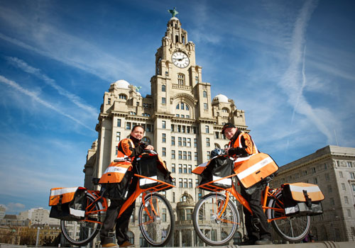 TNT Post UK expands end-to-end delivery service to Liverpool
