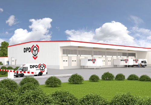DPD Germany investing €50m in major parcel centre near Dortmund