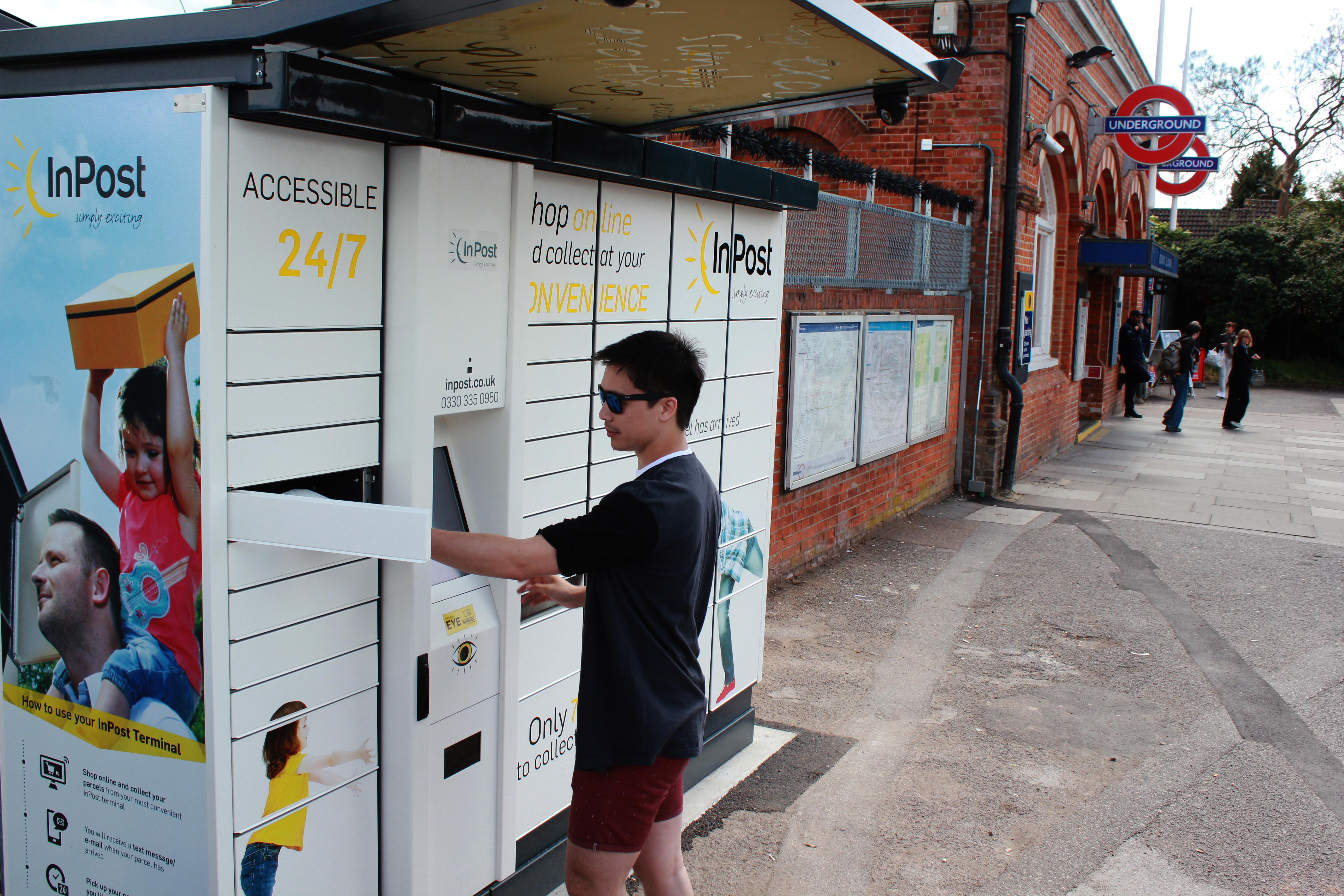 InPost installs first London Underground locker