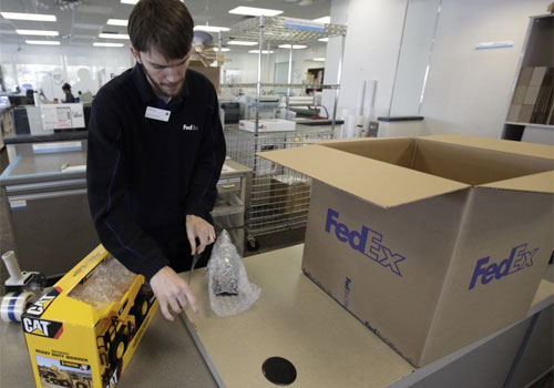 FedEx opens packaging testing lab in Memphis