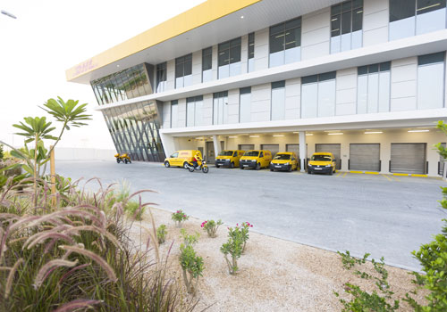 DHL Express investing $100m in Middle East and North Africa infrastructure