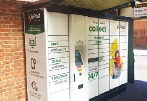 InPost installs 'click and collect' parcel lockers at Victoria Coach Station