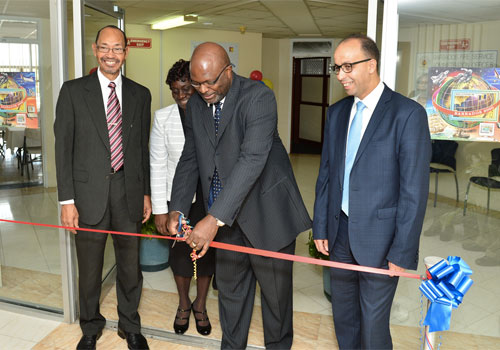 UPU opens Postal Training Centre in Barbados