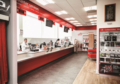 "Post Office Ltd revenue, profit down in ""challenging"" first half"