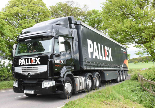 Pall-Ex offers support for UK Mail pallets partners and customers