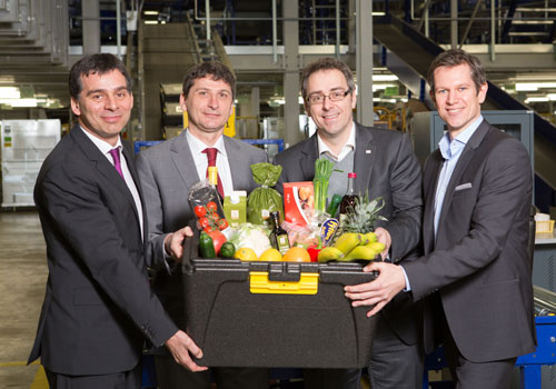 Austrian Post hails success of food delivery trial