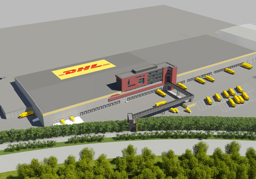 DHL to invest €114m to expand Brussels regional hub