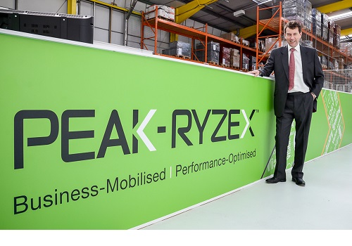 New MD for Peak-Ryzex