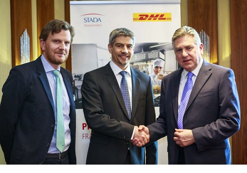 DHL incorporates German pharma company STADA