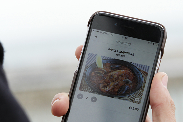 UberEATS debuting in Chicago and New York City