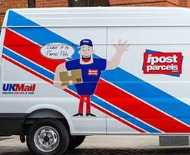 UK Mail's ipostparcels offering 'Depot to Depot' service