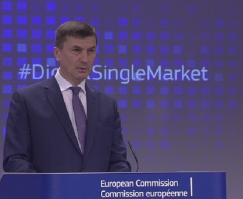 European Commission unveils Digital Single Market plans