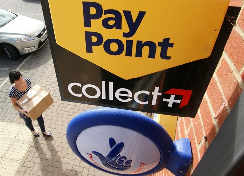 CollectPlus sees 39% rise in parcel transactions