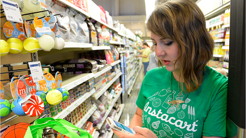 Whole Foods reportedly set to invest in Instacart