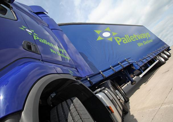 DPD Germany partners with Palletways for express pallets service