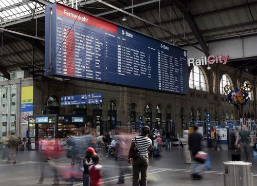 Swiss Federal Railways to trial Click & Collect service