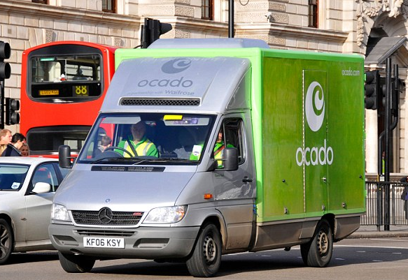 Ocado reports 15% sales growth