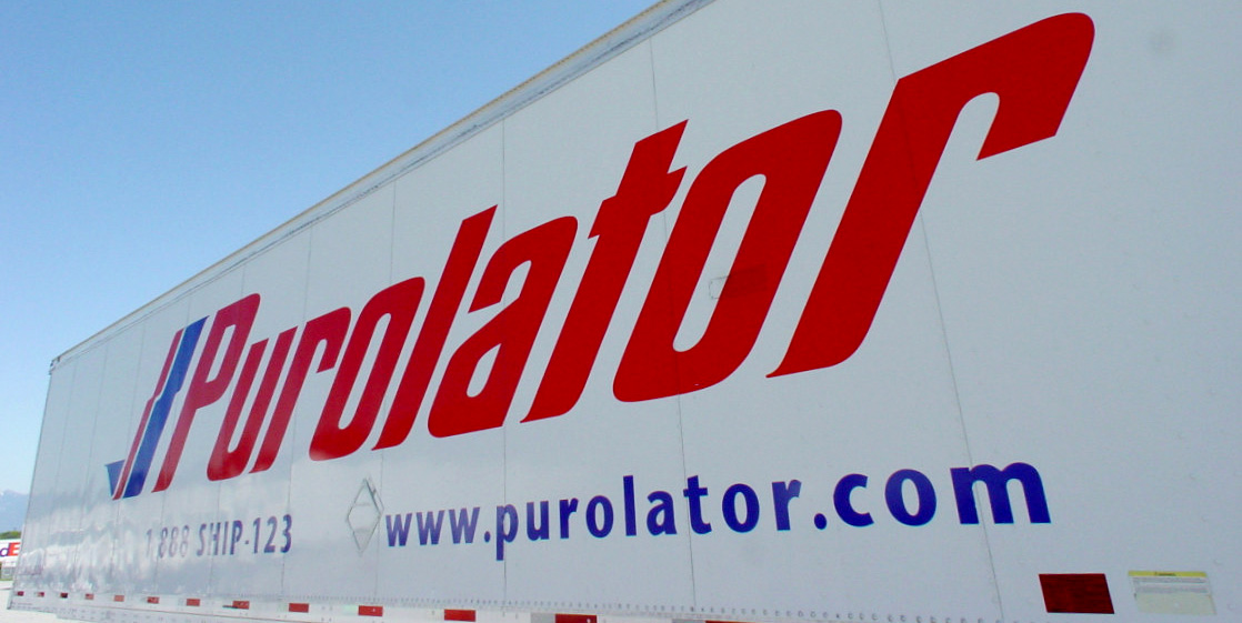 Purolator announces $1 billion investment plan