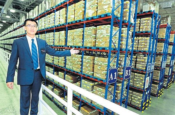 Thailand Post aims to be key Indochina logistics player