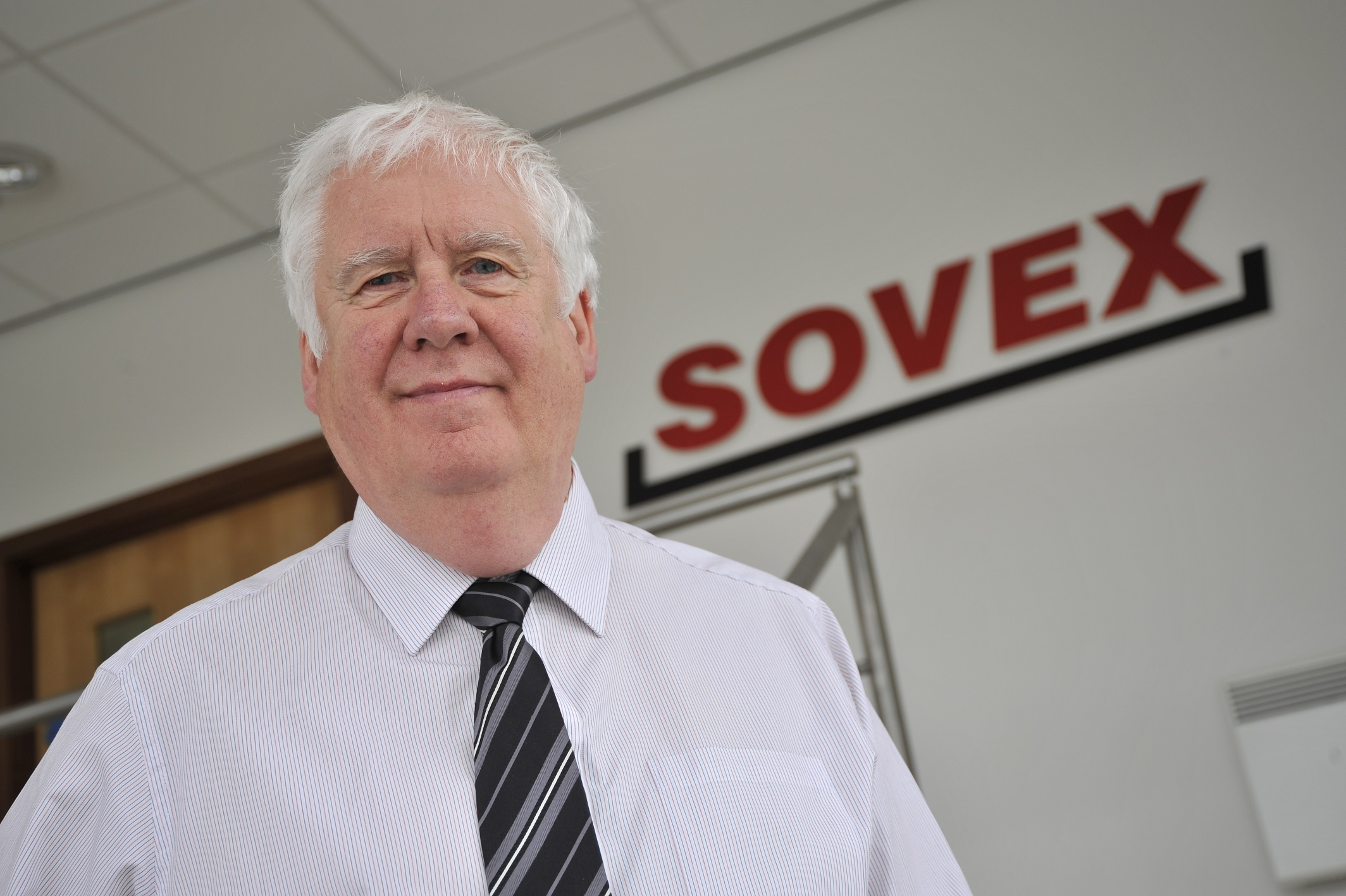 Sovex delivers multi-million pound project for new UK Mail hub