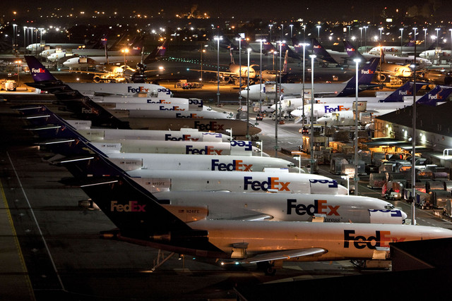 FedEx leases more land at Memphis hub