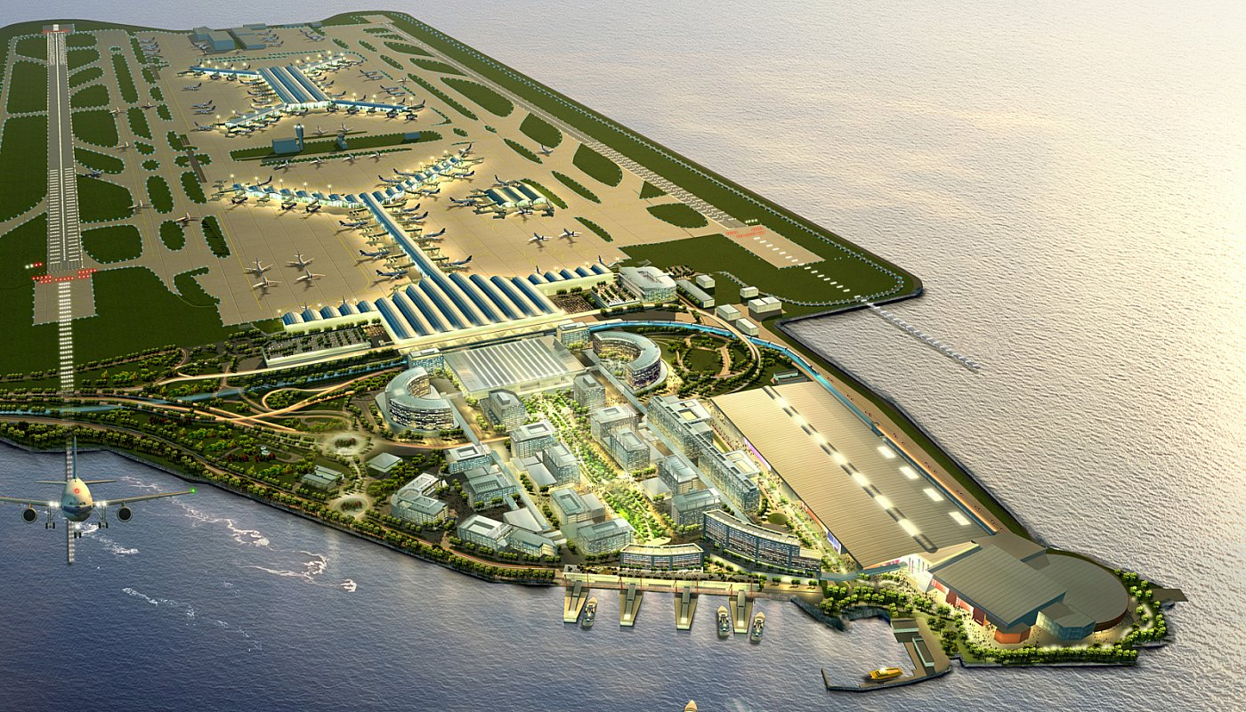 DHL announces support for Hong Kong runway project