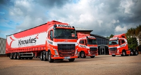 Knowles Transport joins Palletforce network